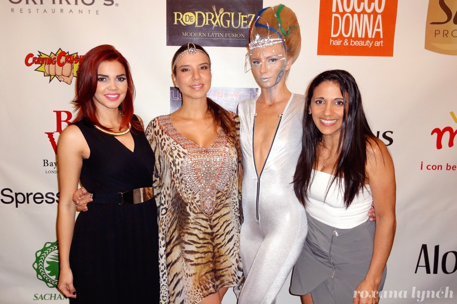 Miami Hair and Beauty Fashion 2014. #MHBF2014 Opening  Funskhion 2014. 11_byRoxanaLynch