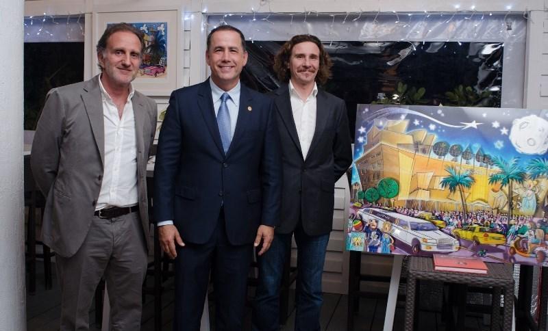 2015 Miami Beach City Report at held at La Piaggia Beach