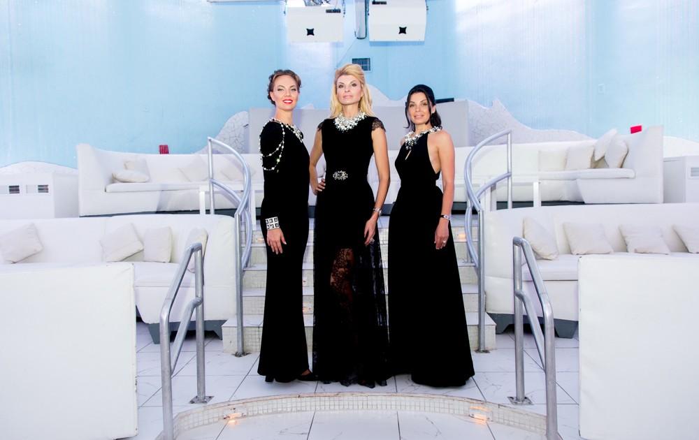 Miss Russian Miami By Anna Garbuzova