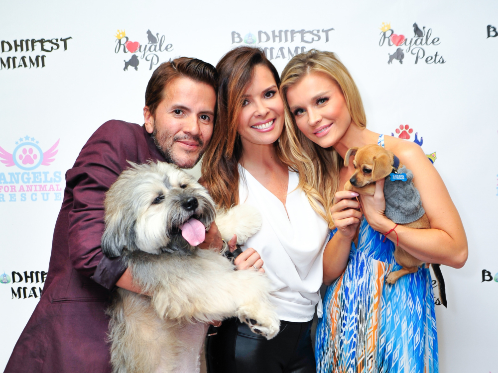 All Dogs Adopted at Paws for Prayers Hosted By Joanna Krupa