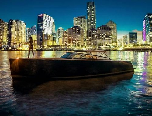 Valentines Day Experiences by VanDutch Yachts ,Cavalli and Seaspice