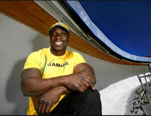 Winston Watts – Jamaican Bobsled Olympian Pursues an Acting Career