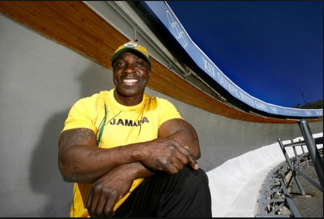 Winston Watts - Jamaican Bobsled Olympian Pursues an Acting Career