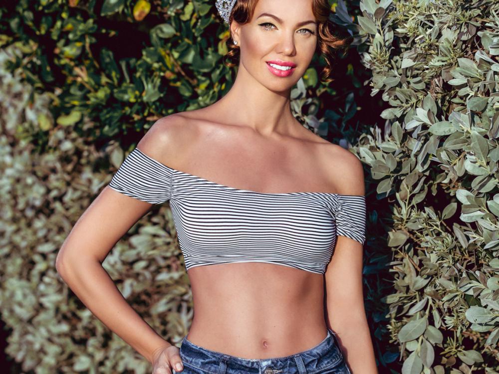 Miami Spotlight : Anna Garbuzova