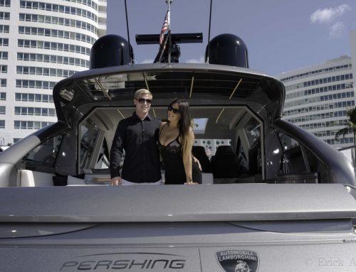 Claudia Romani & Chris Johns A Miami Love Story