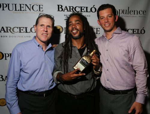 Miami Celebrated the Launch of Ron Barceló's Limited Edition Barceló Añejo Rum bottle